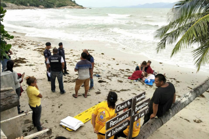 Мощный ураган надвигается на юг Таиланда