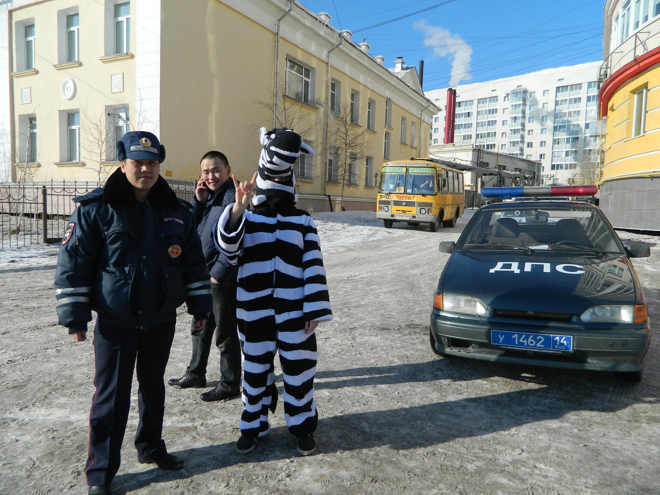 которых якутск фото автоинспекторов забрать