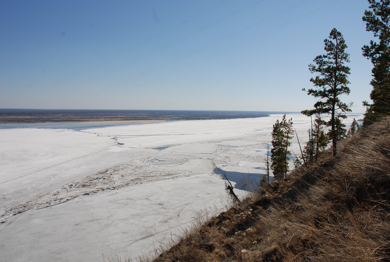 В Якутии ожидается вскрытие реки у Ленска