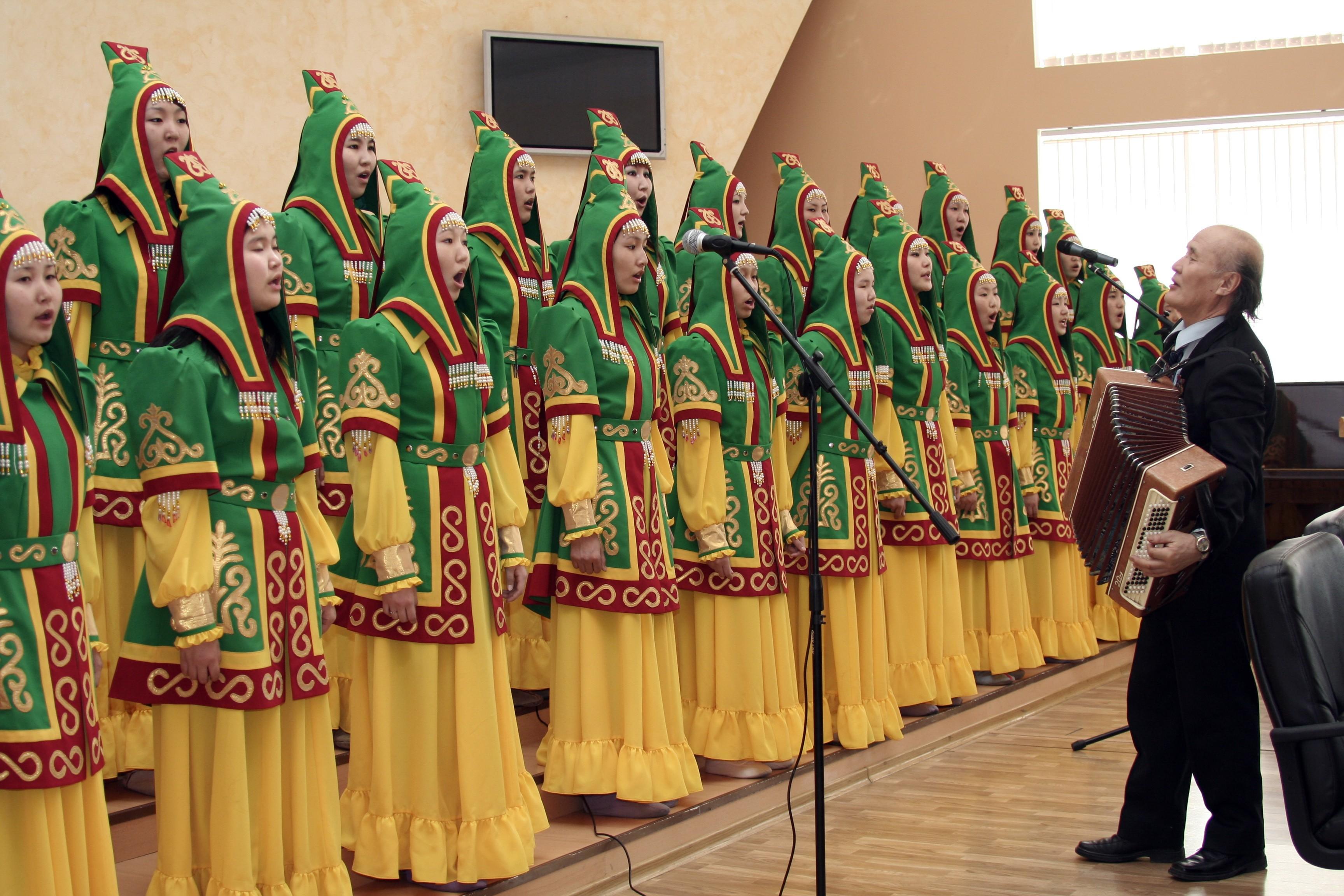 Поздравления с юбилеем хоровому коллективу
