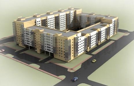 В Якутске застроят новый квартал