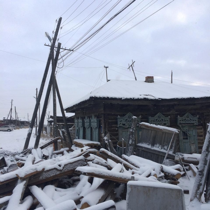 фото якутск залог площадка