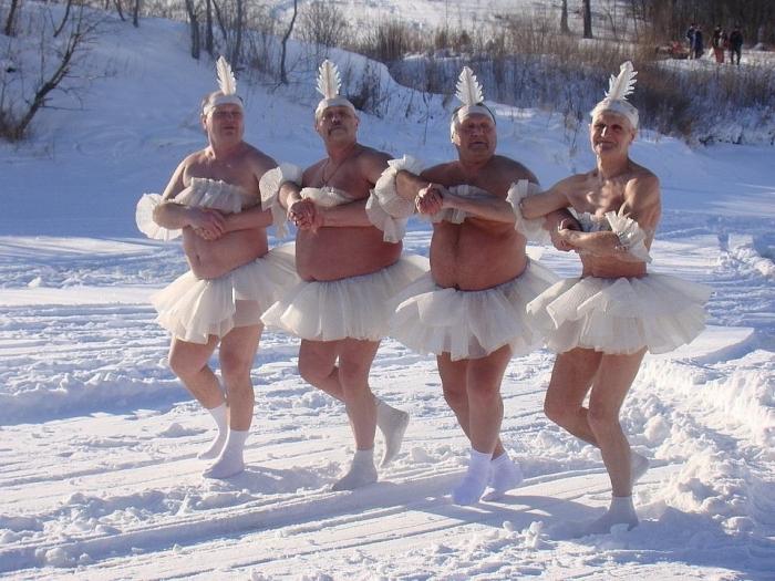 фото голых мужчин якутии