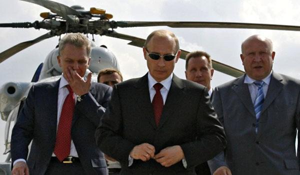 Путин ебет губернaторa