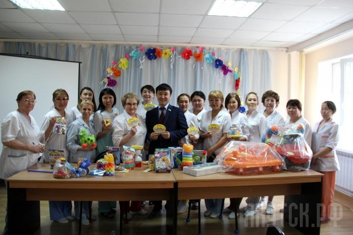 Детская областная больница южно-сахалинск регистратура