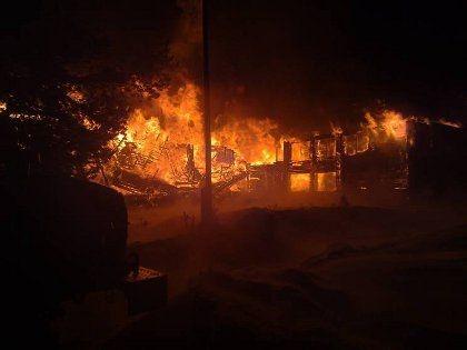 Накануне пожара всельской школе Чурапчи проводились сварочные работы