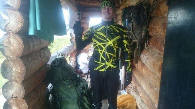 Путешественник 100 дней прожил вякутской глуши вожидании черта