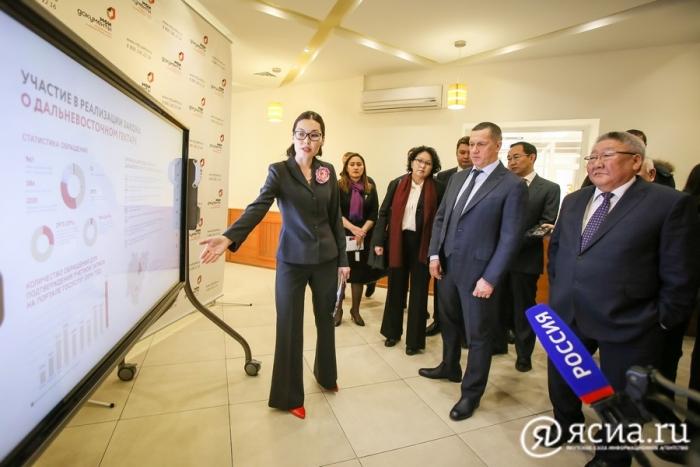 Вице-премьер Трутнев назвал Якутию лучшим регионом пореализации «дальневосточного гектара»