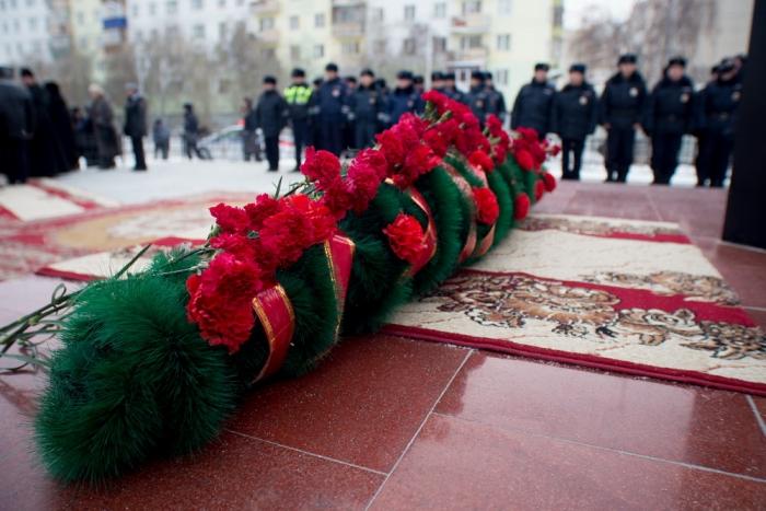 Сегодня отмечается День памяти погибших при исполнении обязанностей служащих органов внутренних дел