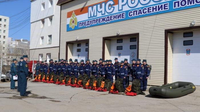ВТомской области проходят командно-штабные учения МЧС