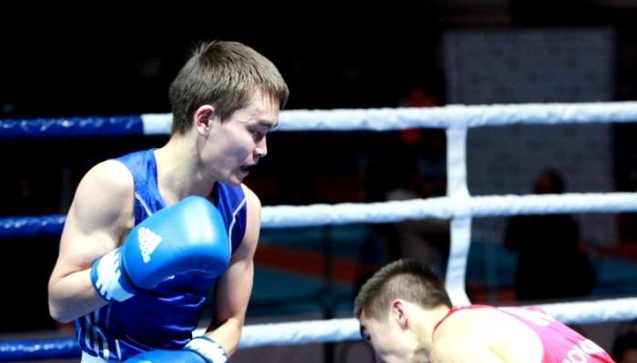 ВХарькове проходят четвертьфиналы чемпионата Европы побоксу