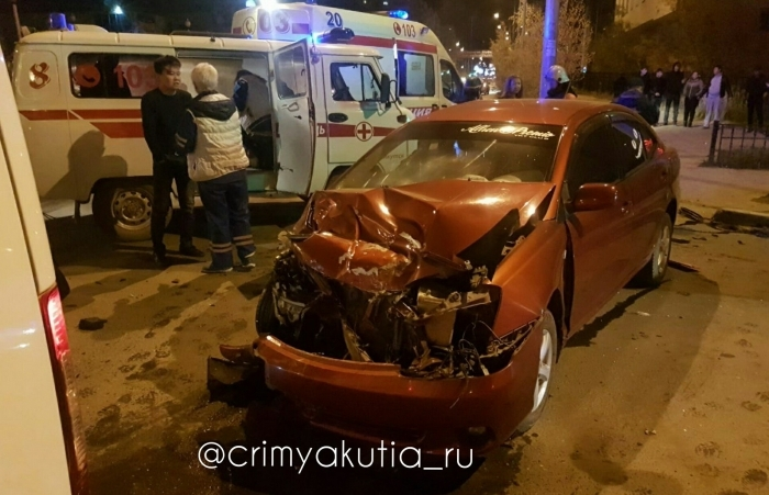 СКР поЯкутии возбудил уголовное дело пофакту ДТП савтомобилем Росгвардии