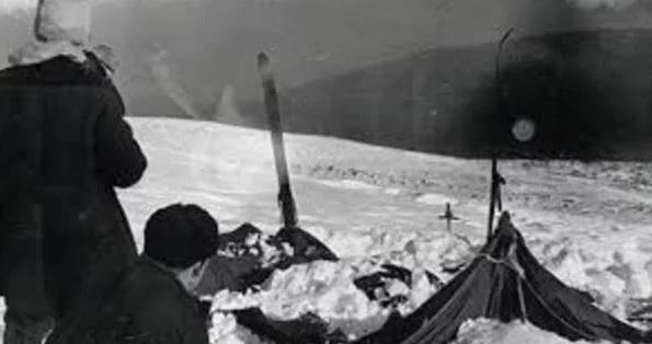 В гибели туристов на перевале Дятлова виноват НЛО