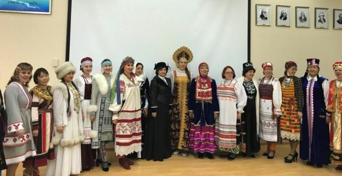 Всероссийский мастер класс учителей родного языка