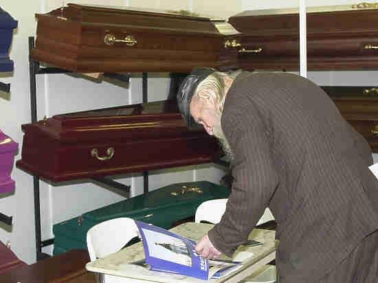Пензенцам скоро будет предложен к оплате «гробовой налог», отчисляемый работодателем в бюджет