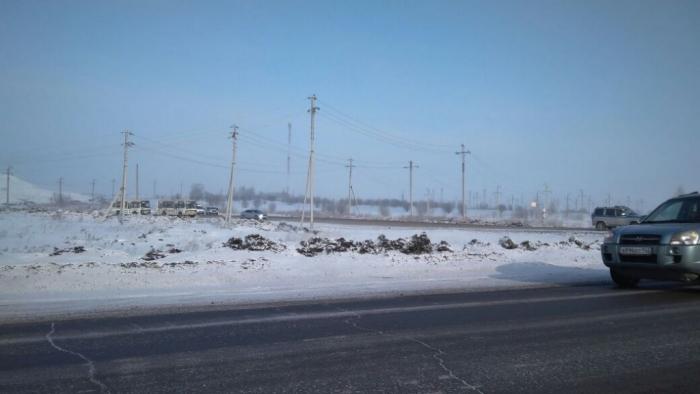 bcoNbS5a Тоска по родине: Преступник из Якутии шел пешком домой через всю страну