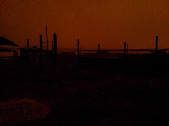 Это какая-то дьявольщина: В Якутии «выключено» солнце