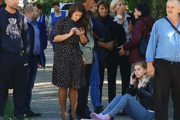 Теракт вколледже вКерчи: все что понятно cейчас