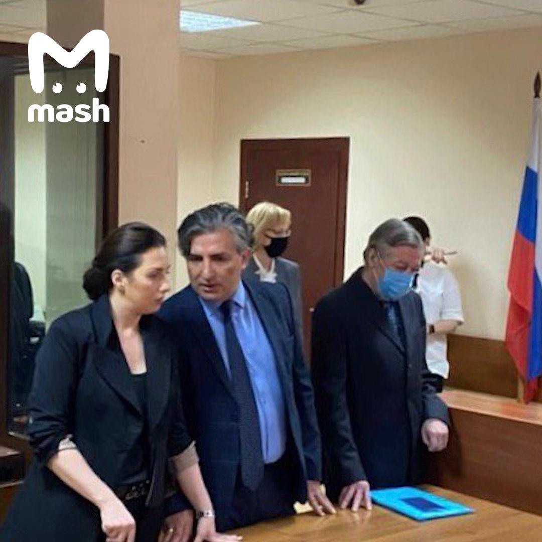 Сегодня Михаилу Ефремову вынесут приговор