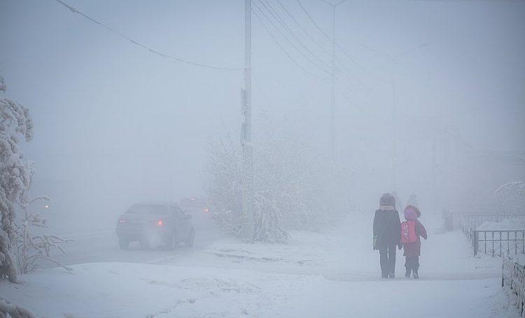 В Якутске при установлении актированных дней будет учитываться скорость ветра