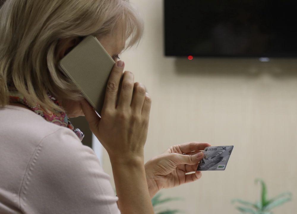 Мошенники обманули жительницу Якутии почти на 100 тысяч рублей