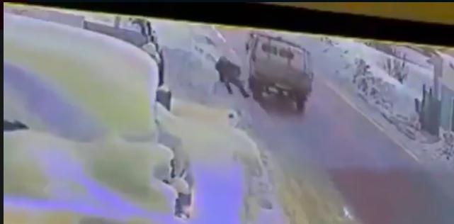 В Алдане задержали водителя, который сбил пенсионера и скрылся с места ДТП