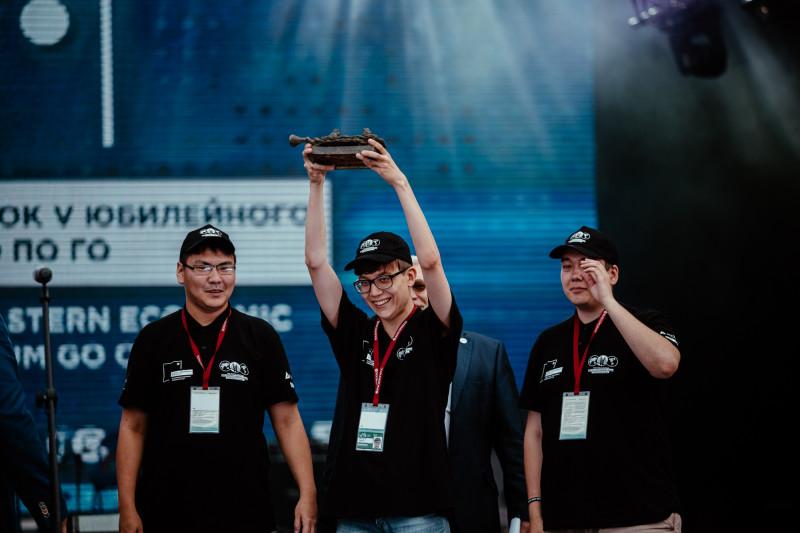 Сборная Якутии заняла третье место в отборочном этапе чемпионата России по игре го
