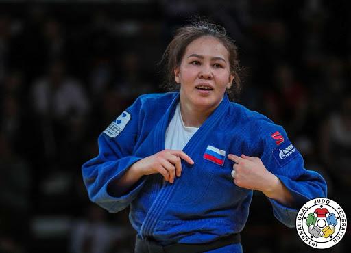 Впервые на татами Чемпионата мира по дзюдо выйдет якутская спортсменка